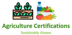 Agriculture Certifications