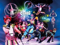 Speed, Holiday on Ice, 2012