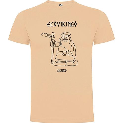 """Camiseta EcoVikingo """"Sigur"""""""