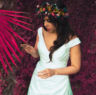 Bridal Portrait InfoRed
