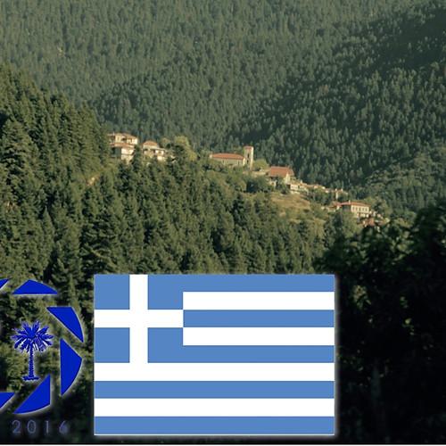 Athena & Jeff's Wedding in Greece