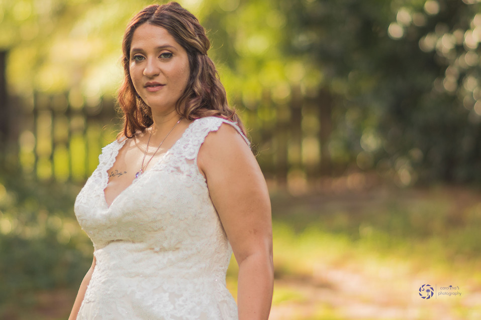yeager bridal portraits