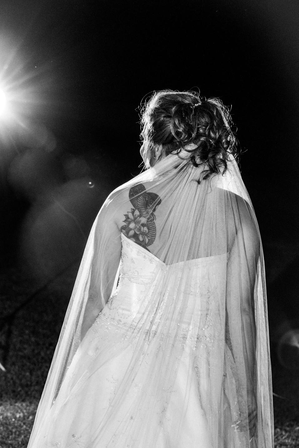 Yeager Bridal Portrait