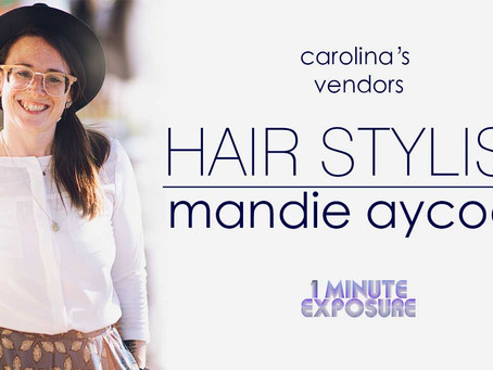 Get To Know Cut, Bang, Blow Hair Studio Stylist Mandie!