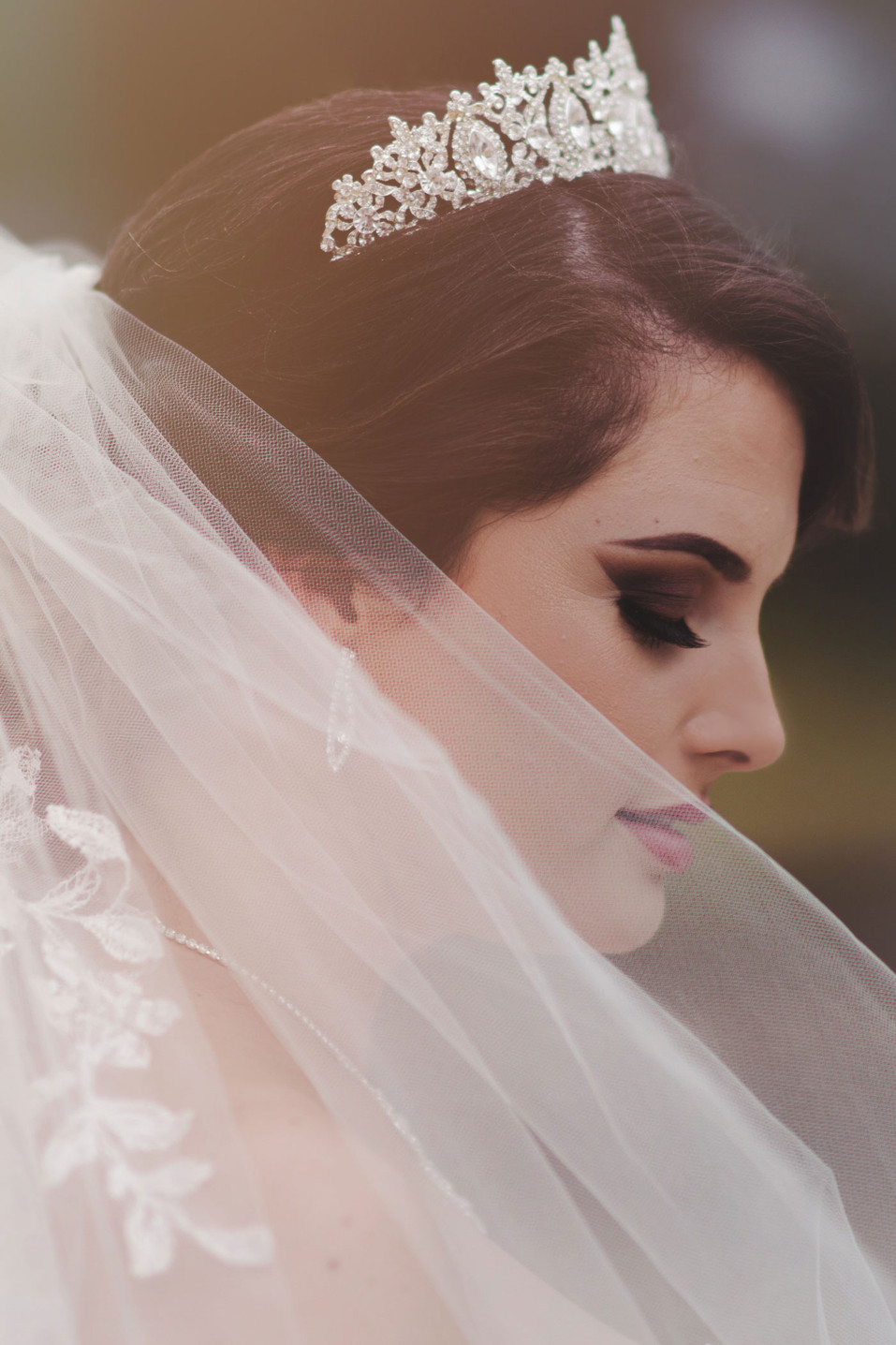 yeager bridal portriat