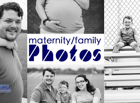 Florence Soccer Complex Family + Maternity Photo Session