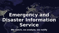 GDACS - Global Disaster Alert and Coordination System