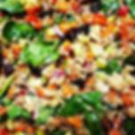 Our Crandberry Quinoa Butternut Squash S