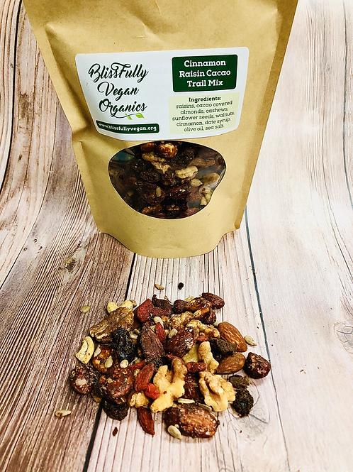 Cinnamon Cacao Raisin Trail Mix