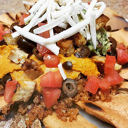 I love our Loaded Nachos! I can eat thes
