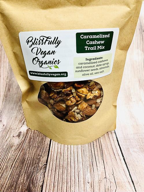 Caramelized Cashew Trail Mix