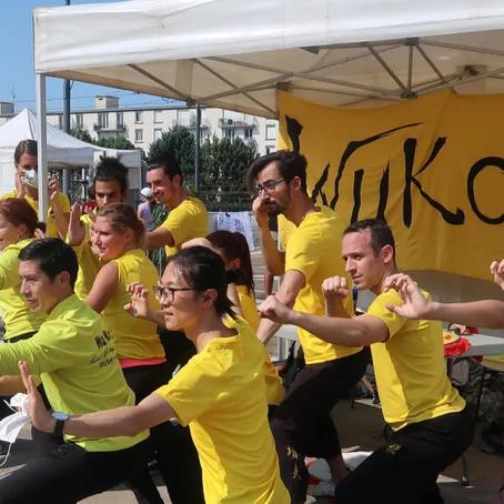 Wukong Tours aux Sport'ouvertes de Tours !