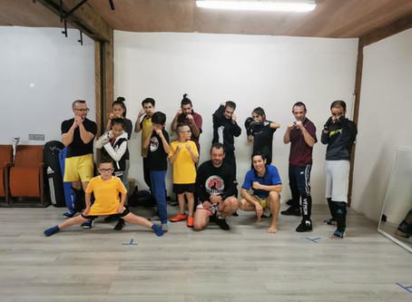 Stage de d'initiation à la Boxe Taïlandaise