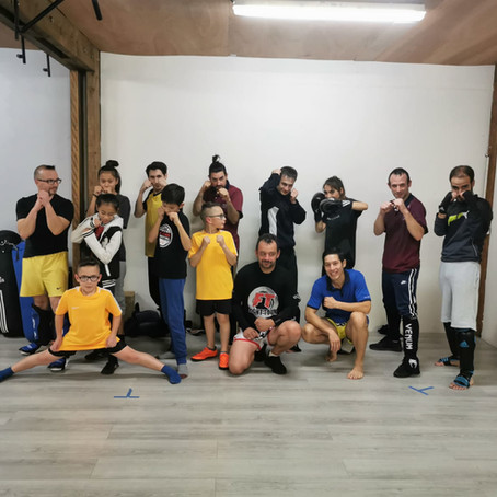 Stage de d'initiation à la Boxe Taïlandaise