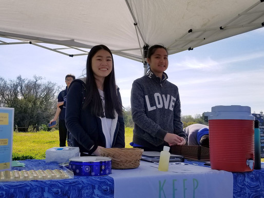Coyote Creek All-Stars: Anhthy Nguyen and Lanly Nguyen
