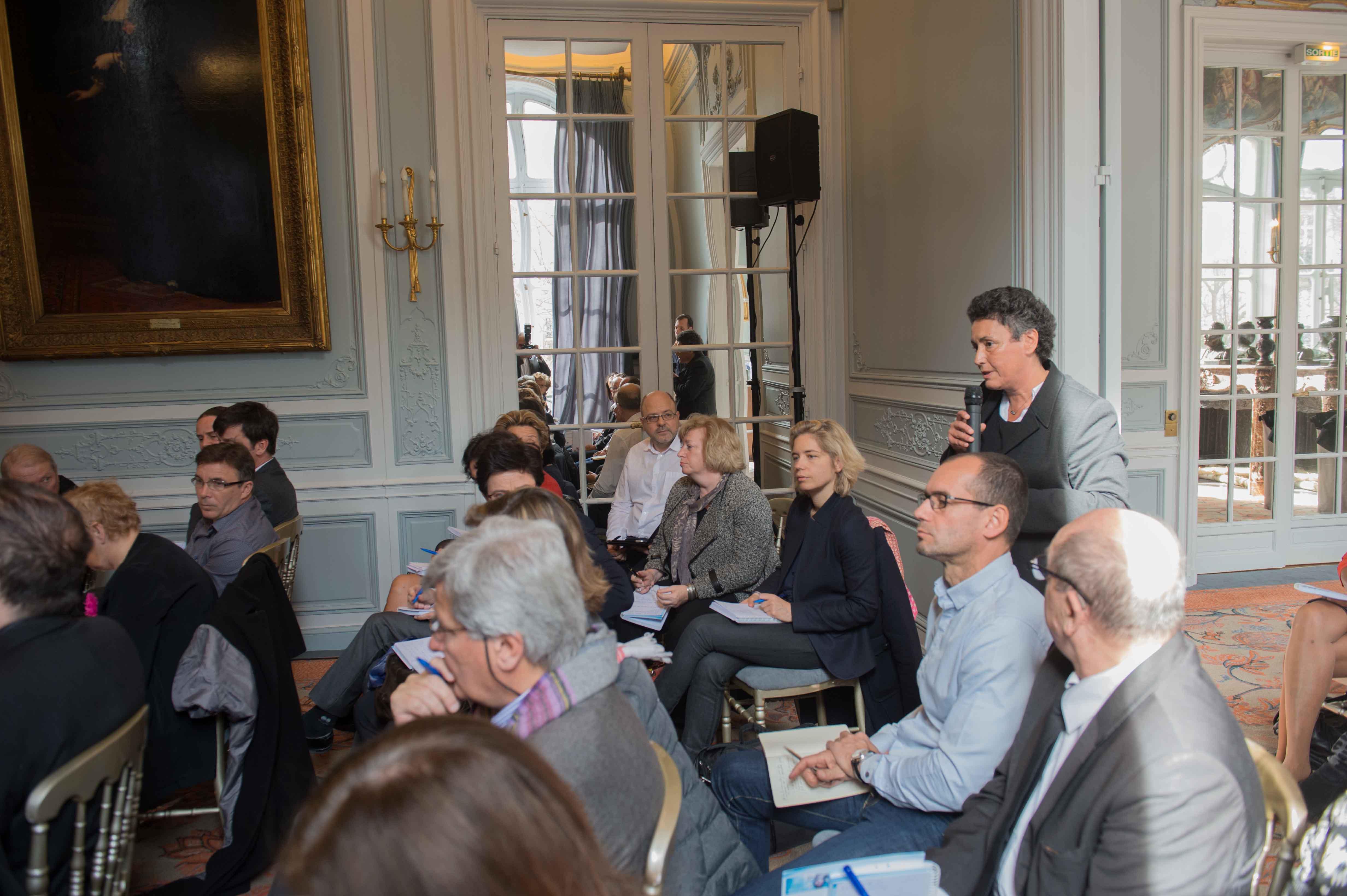 Conferencia Paris - 19/03/14