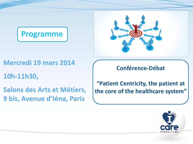 Conference Paris - 19/03/14