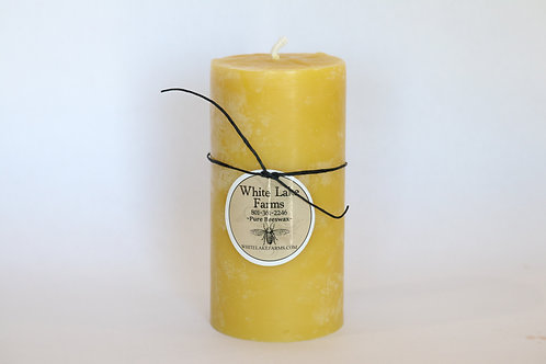 3*6 Beeswax Candle