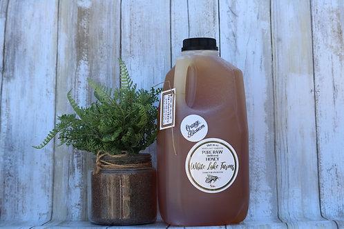 5 lbs Jug Orange Blossom Honey