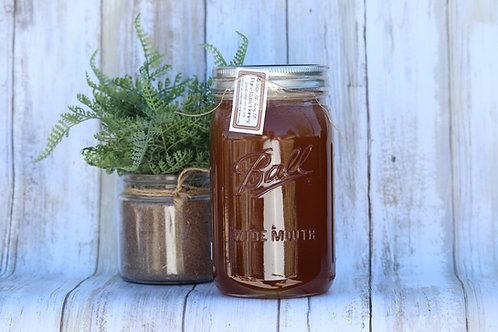 43 oz Glass Jar