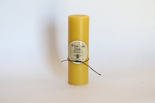 2*6 Beeswax Candle