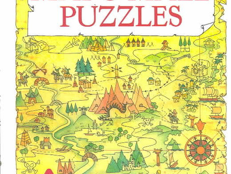 Inspirations: 'Map and Maze Puzzles'