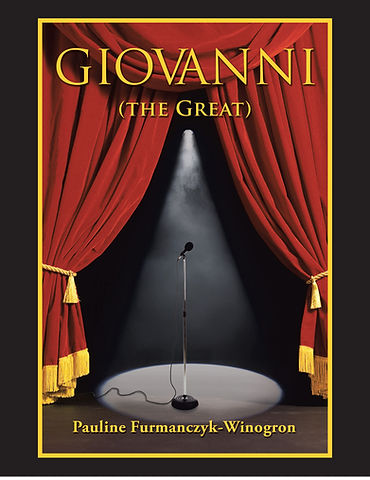 children's book, moral stories, new Canadian books, Giovanni the Great!
