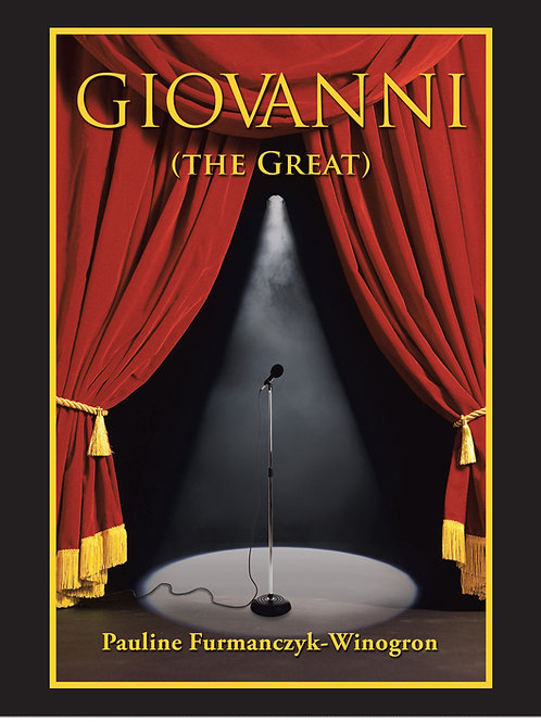 Giovanni (The Great)  - OUTSIDE CANADA AND THE USA