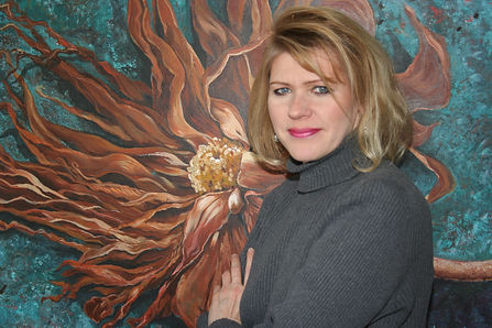 Children's author Pauline Furmanczyk Winogron, Giovanni the Great!