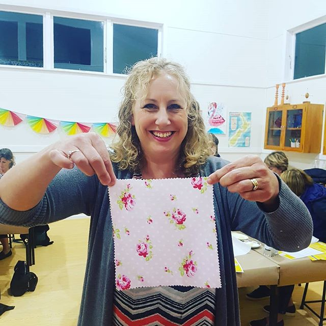 Our second Beeswax Foodwrap Workshop took place last night