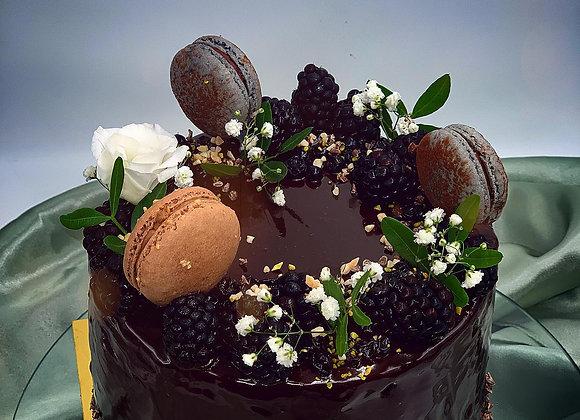Wild Berries & Belgian Chocolate