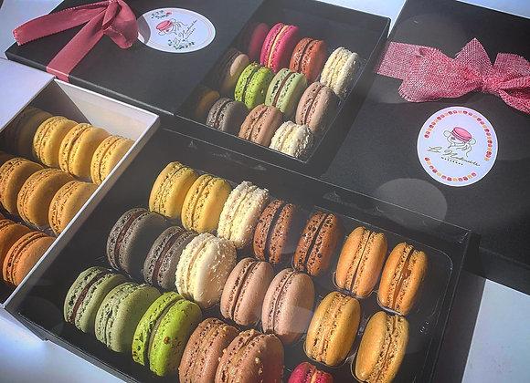 21 Macarons Gift Box