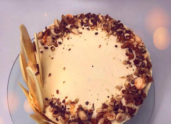 Pure Madagascan Vanilla Cake