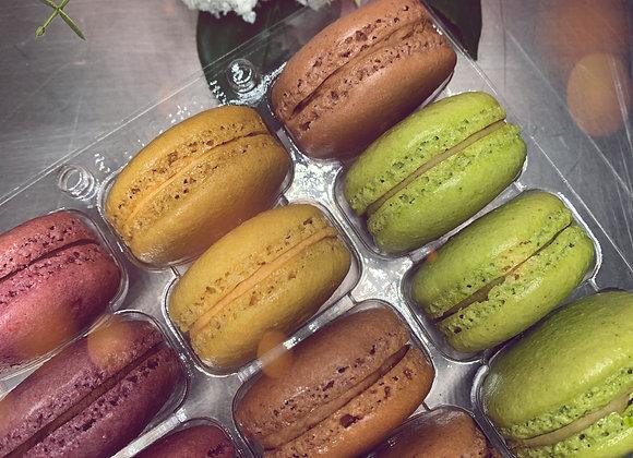 Blister 12 Macarons