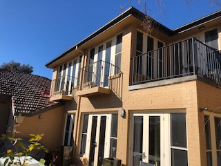Canberra Exterior house repaint