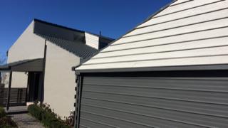 Canberra External Repaint
