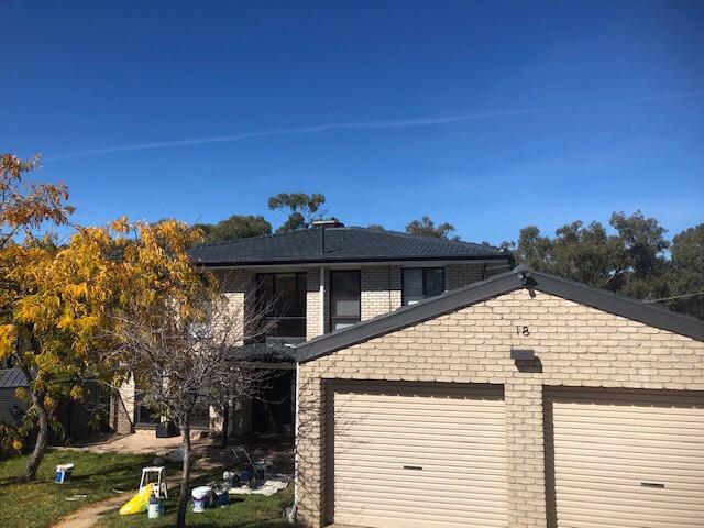 After image 2 of finished roof restoration