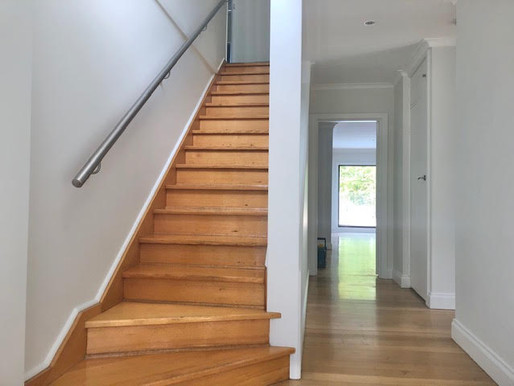 Repaint Staircase