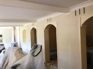 Interior repaint. Canberra's professional painters.