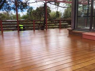 Timber Deck Canberra