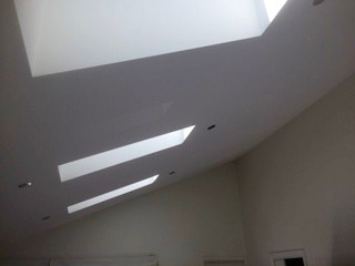 Ceiling repaint Canberra