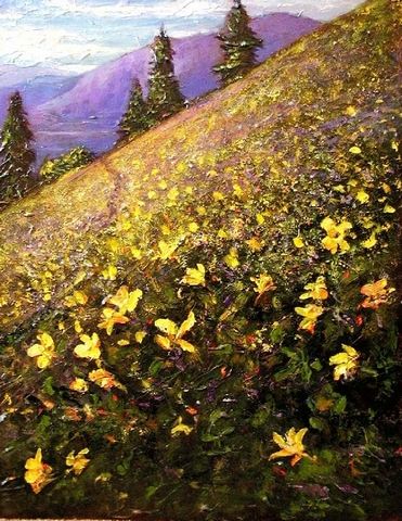 Flowering trail