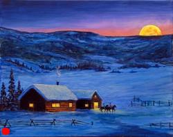 Moonlit Ride