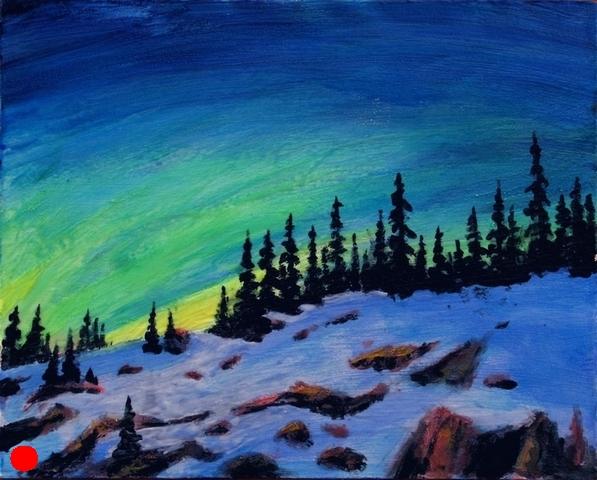 Yellowknife Aurora
