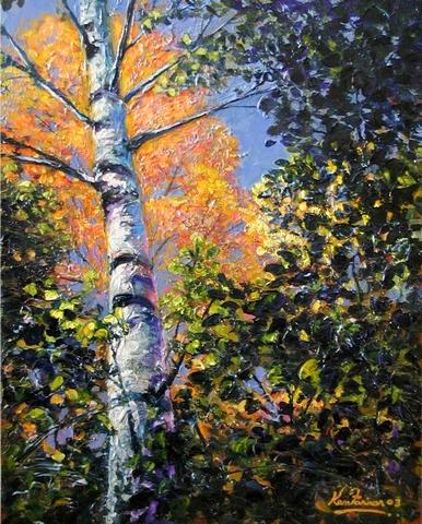 Promise of Autumn