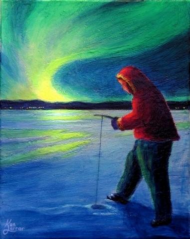 Aurora Fishing