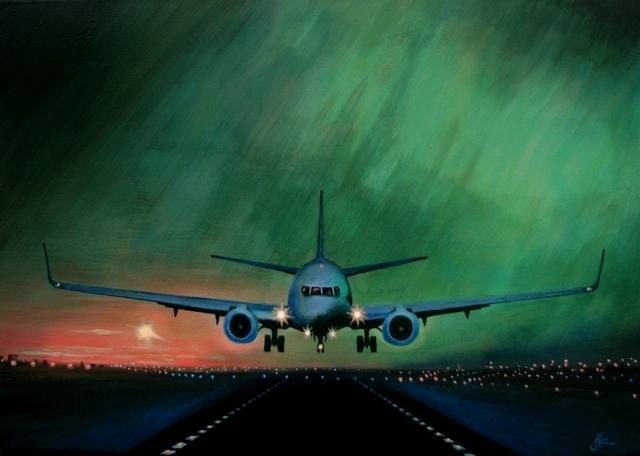 Aurora Arrival