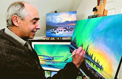 Ken Farrar Artist