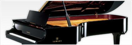 Kamloops Piano Tuning Grand Pianos