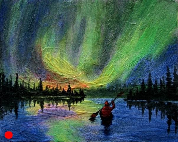 Aurora Paddle